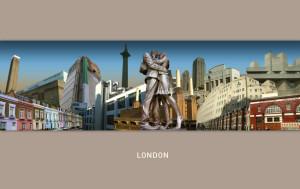 London - composition
