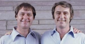 Jim Springer and Jim Lewis
