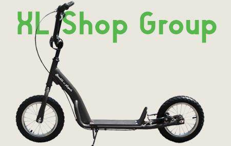 XL Shop Group - Photoshop, InDesign